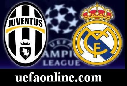 Live Real Madrid vs Juventus UEFA Final Stream
