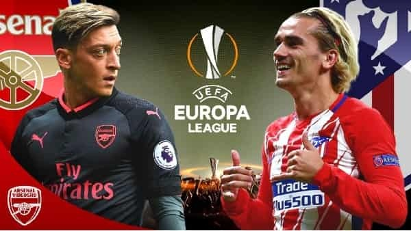 2018 Europa League Atletico Madrid vs Arsenal Promo