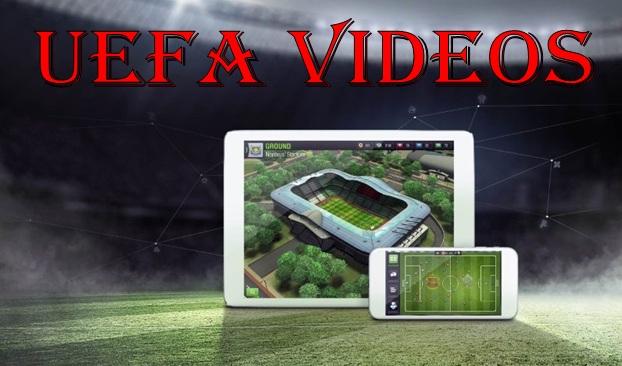 UEFA Champions League Videos