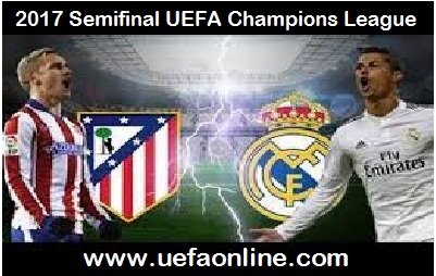 Watch Real Madrid vs Atletico Madrid Live