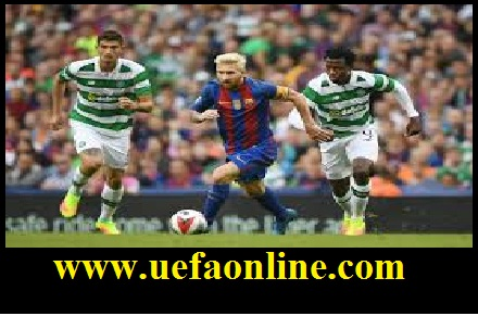 Barcelona vs Celtic live