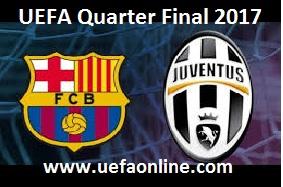 Juventus vs Barcelona live