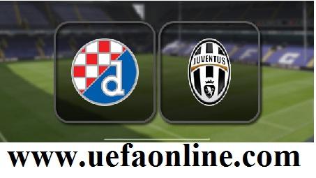 Dinamo Zagreb vs Juventus live coverage