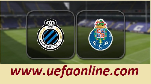 FC Porto vs Club Brugge live
