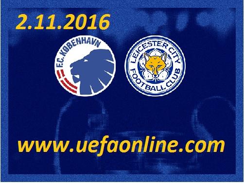 Leicester vs Kobenhavn