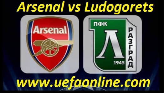Ludogorets vs Arsenal