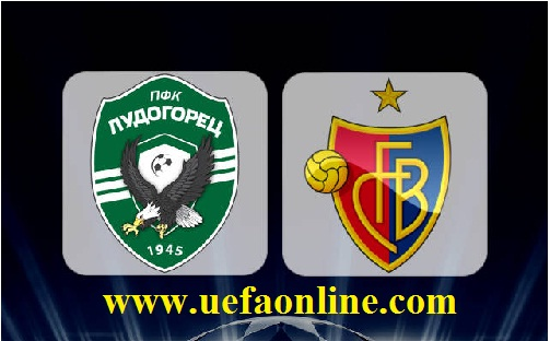 Ludogorets vs Basel live