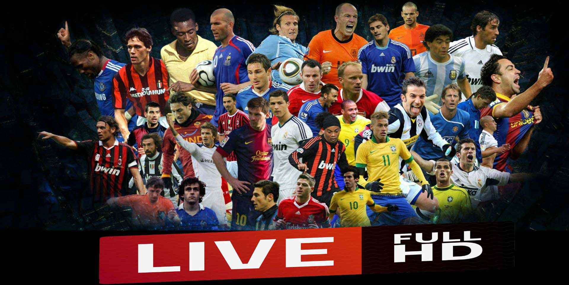 Real Madrid vs Legia live